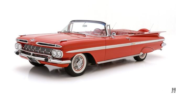 "American Classic Cars: ""1959 Chevrolet Impala"""