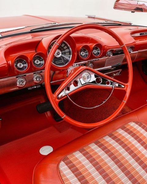 1959 Chevrolet Impala Interior Classic Driver