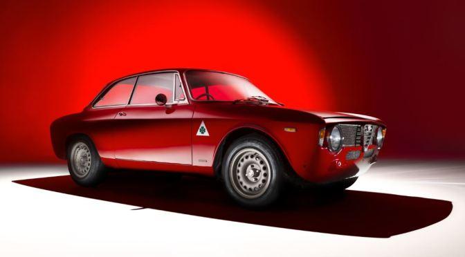 "Italian Cars: ""1966 Alfa Romeo GTA 1600 Stradale"""