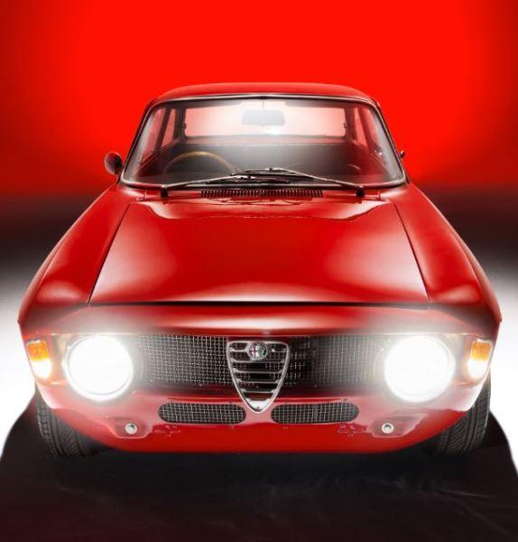 1966 Alfa Romeo GTA 1600 Stradale Front Classic Driver