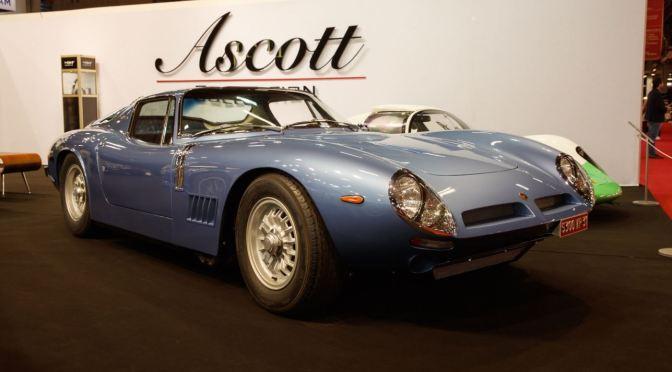 """Classic Italian Cars : """"1967 Bizzarrini 5300 GT Strada"""""""