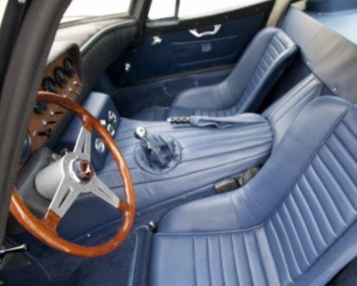 1967 Bizzarrini 5300 GT interior Classic Driver
