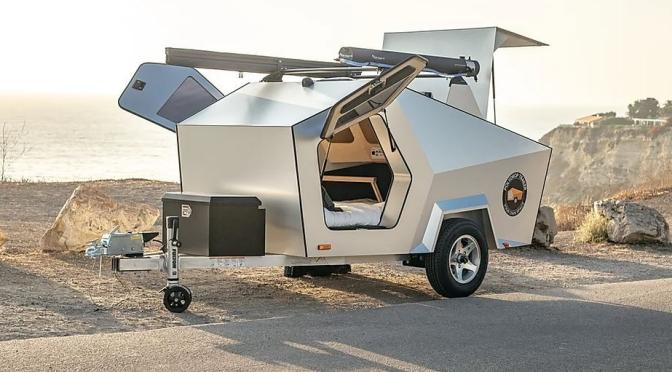 "Best Of Camping: ""2020 Polydrop KJ-20 Fully Loaded Camper Trailer"""