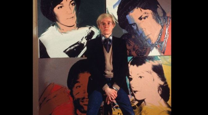 "Artists: Inside Story Of Andy Warhol's ""Athletes"" Paintings (Christie's)"