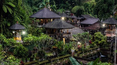 Bali Island of Gods Timelapse Travel Video by Martien Janssen February 8 2020