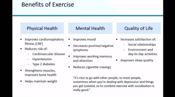 "Exercise Health Benefits: ""Should I Go To The Gym Today?"" (MGH Video)"