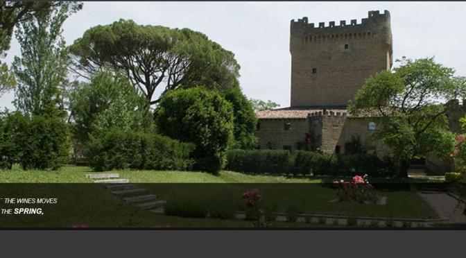 "Food & Wine: ""Castillo de Cuzcurrita"" Winery In La Rioja, Spain (Video)"