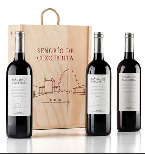 Castillo de Cuzcurrita Winery In La Rioja Spain wines