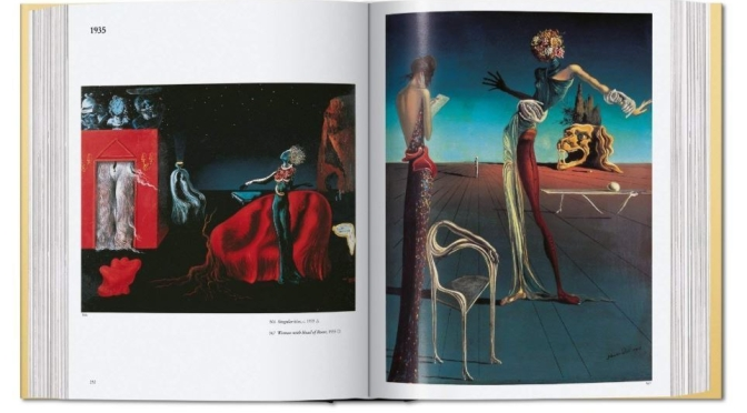 "New Art Books: ""Dalí – The Paintings"" (March 2020)"