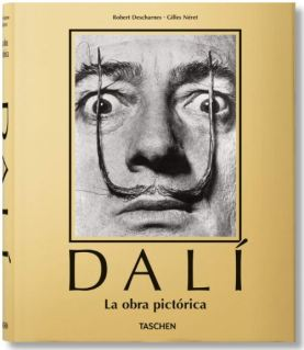 Dalí. The Paintings by Robert Descharnes and Gilles Néret Taschen March 2020