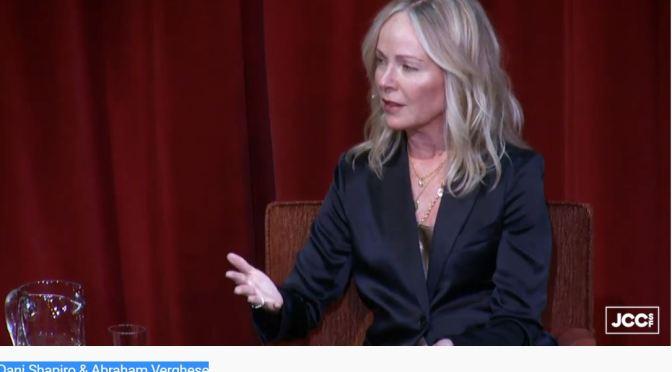 "Video Interviews: 57-Year Old Dani Shapiro, Author Of Memoir ""Inheritance"""