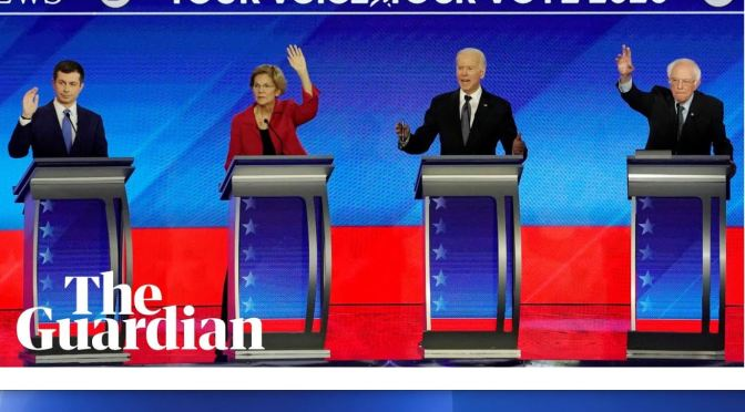 Politics: Highlights Of 2020 Democratic Debate On February 7, 2020 (Video)