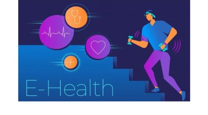 "Health Inforgraphics: ""E-Health"" & The Increasing Use Of Digital Devises"