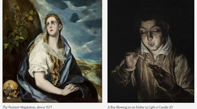 "New Exhibitions: ""El Greco – Ambition And Defiance"" (Art Institute Of Chicago)"