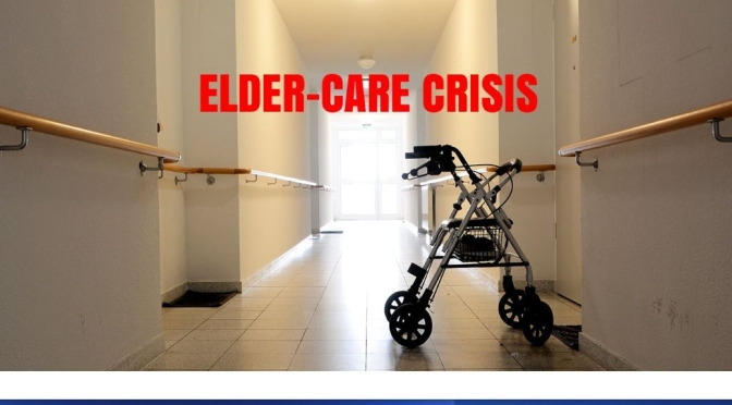 Elder-Care Crisis: Early Screening For Dementia, Increased Preventative Primary-Care Are Needed