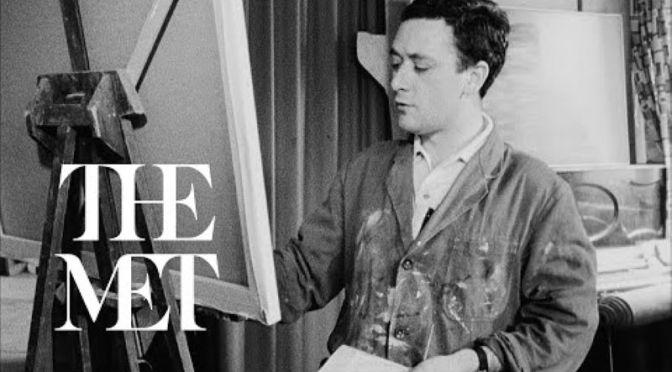 """Artists: Painter """"Gerhard Richter"""" At Metropolitan Museum Of Art (Video)"""