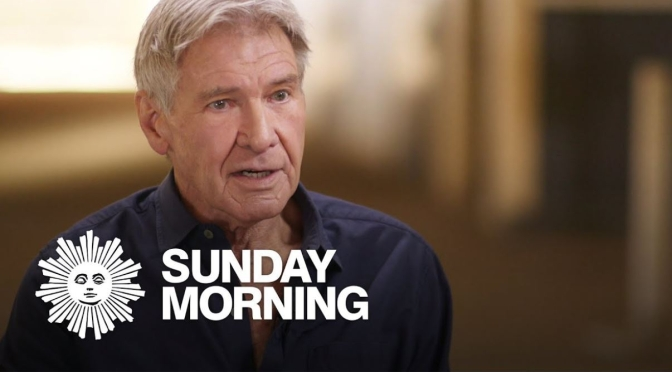 "Interviews: 77-Year Old Actor Harrison Ford On Reprising ""Indiana Jones"""