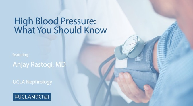 "Health: ""High Blood Pressure – What You Should Know"" (UCLA)"