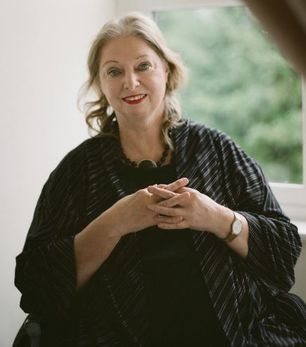 Hilary Mantel by Ellie Smith for the New York Times