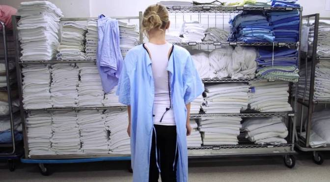 "Healthcare System: ""There's No Dignity In Hospital Gowns"" (BMJ)"