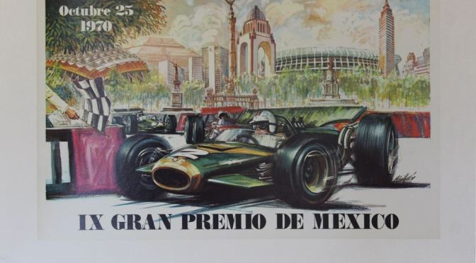 "Motor Racing: ""The Art Of Competition – Racing Posters"" (RM Sotheby's)"