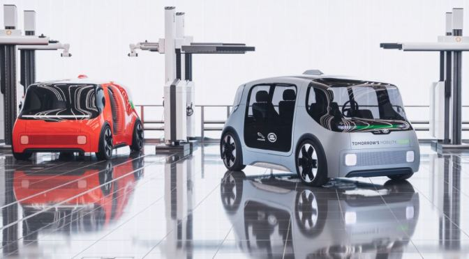 "Future Mobility: Jaguar Land Rover's ""Project Vector"" Self-Driving Electric Vehicle Unveiled"