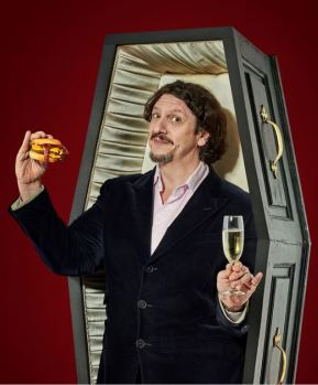 Jay Rayner My Last Supper