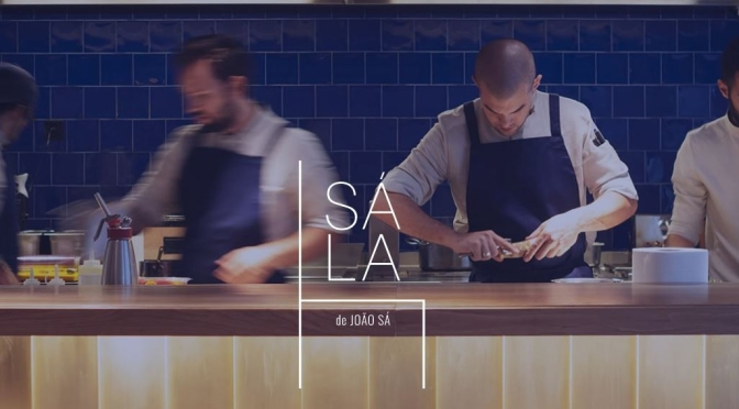 "Restaurants: Lisbon Chef João Sá Of SÁLA – ""Flavors Are Rhythms Of Seasons"""