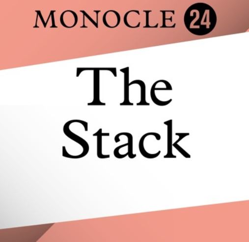 Monocle 24 The Stack logo