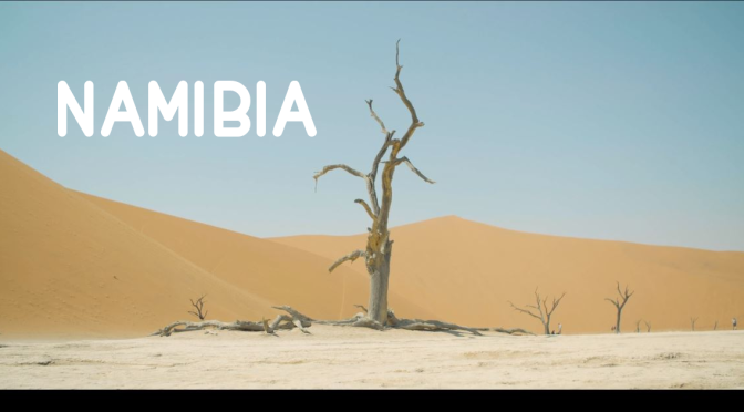 """Travel Videos: """"Namibia"""" By Marcello Ercole (2020)"""