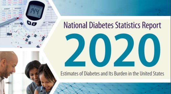 "Health: ""2020 National Diabetes Statistics Report"""