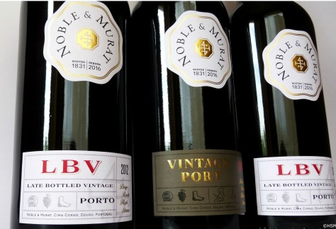 Noble & Murat Port and LBV Port