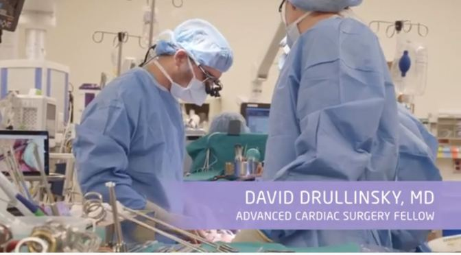 "Healthcare: ""Open Heart Surgery – Inside The OR"" (Northwestern Medicine)"