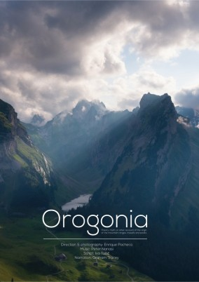 Orogonia Cinematic Poem Short Travel Film by Enrique Pacheco 2019 Poster