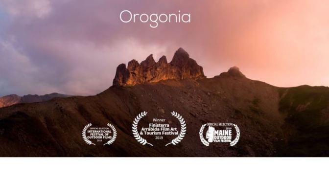 "Travel & Nature Videos: ""Orogonia"" In Europe By Enrique Pacheco"