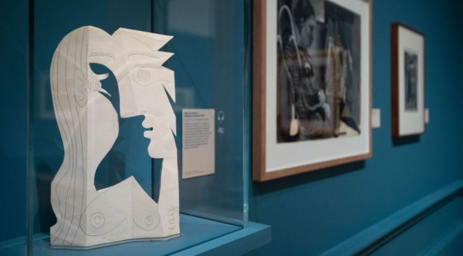 """Exhibitions: Inside Look At """"Picasso And Paper"""", Royal Academy Of Arts (Video)"""
