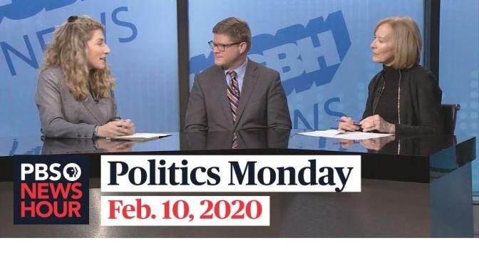 Politics:  James Pindell And Lauren Chooljian On New Hampshire Primary