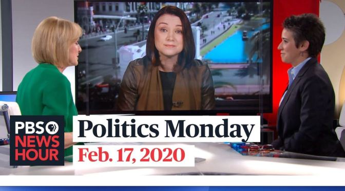 Politics: Tamara Keith And Amy Walter On Latest Election News (PBS Video)