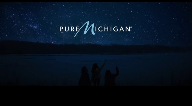 "New Travel Videos: ""Dark Skies – Pure Michigan"""