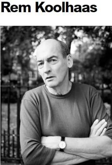 Rem Koolhaas Architect