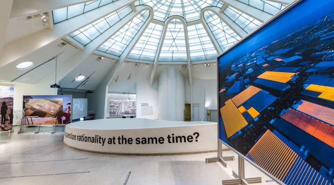 "Exhibitions: ""Countryside, The Future"" Through The Lens Of Architect Rem Koolhaas (Guggenheim)"