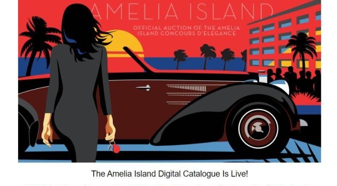 "Classic Cars: ""2020 Amelia Island"" Auction Digital Catalog (RM Sotheby's)"