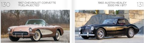 RM Sotheby's Amelia Island March 6 - 7 2020 Catalog 1957 Corvette and 1960 Austin Healey