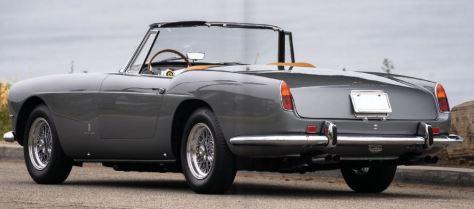 RM Sotheby's Amelia Island March 6 - 7 2020 Catalog 1961 Ferrari 250 GT Cabriolet