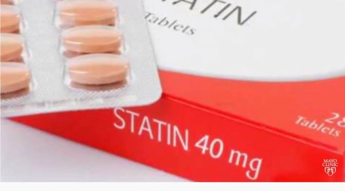 "Heart Health: ""Statins"" Are Beneficial Only With Healthy Diets & Lifestyle"