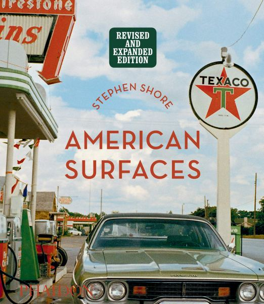 Stephen Shore American Surfaces book April 2020