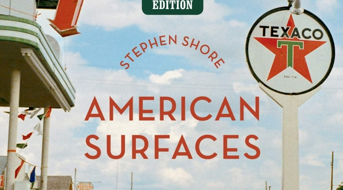 "Top New Travel Books: ""American Surfaces"" By Stephen Shore – Road Trip Photos From Early 1970's"