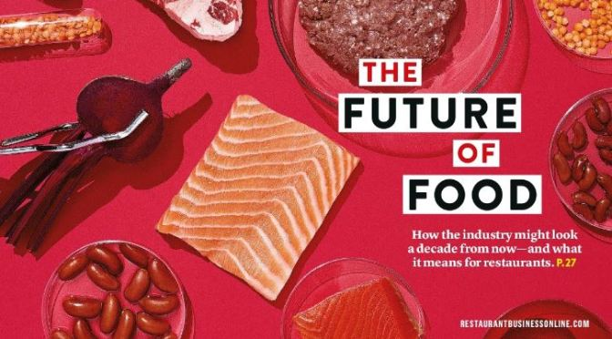 "Restaurant Trends: ""The Future Of Food"" –  What To Expect In Next Ten Years"