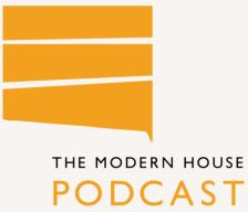 The Modern House podcast logo