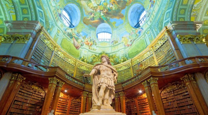 "Travel Videos: ""The Most Beautiful Libraries In The World"" (Architecture)"